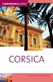 Cover of: Corsica, 2nd (Country & Regional Guides - Cadogan)