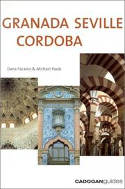Cover of: Granada Seville Cordoba, 2nd (Cadogan Guides)
