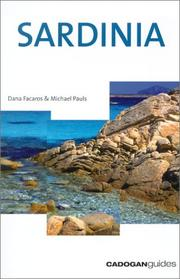 Cover of: Sardinia, 2nd (Cadogan Guides)