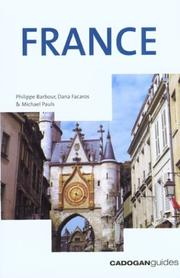 Cover of: France, 2nd (Country & Regional Guides - Cadogan)