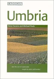 Cover of: Umbria