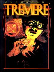 Cover of: Clanbook: Tremere (Vampire: The Masquerade Clanbooks)
