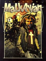 Cover of: Clanbook: Malkavian (Vampire: The Masquerade Clanbooks)
