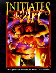 Cover of: Initiates of the Art (Mage)