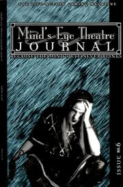 Cover of: Mind's Eye Theatre Journal