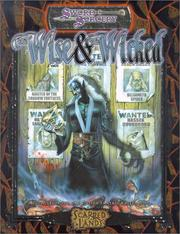 Cover of: The Wise And The Wicked (Sword Sorcery)