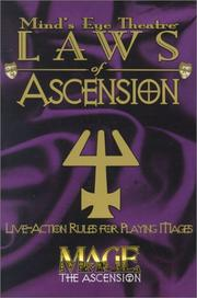 Cover of: Laws of Ascension (Mind's Eye Theatre)
