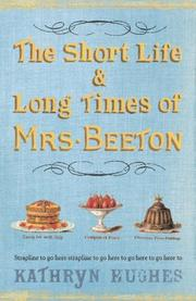 Mrs Beeton Biography (Title Tbc)~Unknown
