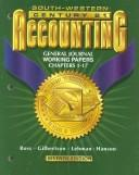Cover of: Century 21 Accounting General Journal Approach: Working Papers