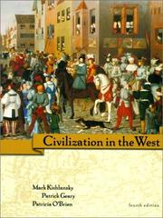 Cover of: Civilization in the West, SVE
