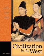 Cover of: Civilization in the West, Single Volume Edition (6th Edition)