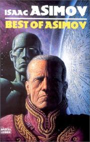 Cover of: Best of Asimov by Isaac Asimov