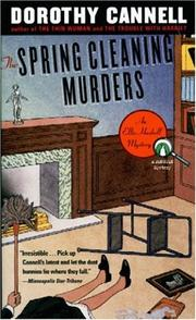 Cover of: The spring cleaning murders by Dorothy Cannell