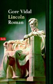 Cover of: Lincoln by Gore Vidal
