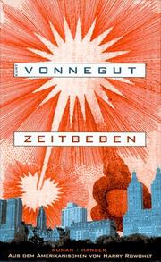 Cover of: Zeitbeben by Kurt Vonnegut