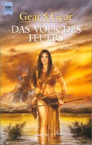Cover of: Das Volk des Feuers. Roman by Kathleen O&#39;Neal Gear