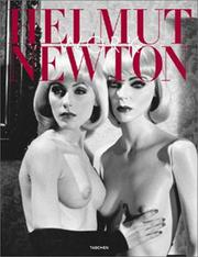 Cover of: Helmut Newton by Helmut Newton