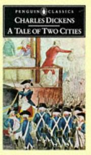 Cover of: A Tale of Two Cities by Charles Dickens