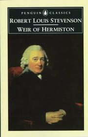Cover of: Weir of Hermiston by Robert Louis Stevenson
