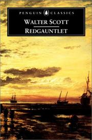 Cover of: Redgauntlet by Sir Walter Scott