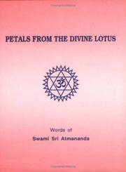 Petals from the Divine Lotus Sri Atmananda