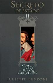 Cover of: Secreto de Estado II by Benzoni, Juliette.