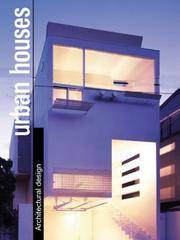 Cover of: Urban Houses by Arian Mostaedi