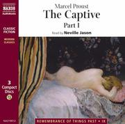 Cover of: The Captive (Remembrance of Things Past, 9) by Marcel Proust