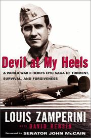 Cover of: Devil at my heels by Louis Zamperini