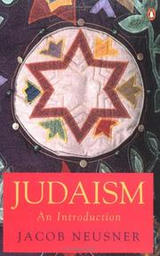 Cover of: Judaism by Jacob Neusner