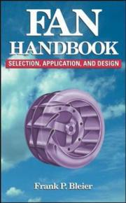 Cover of: Fan Handbook by Frank P. Bleier