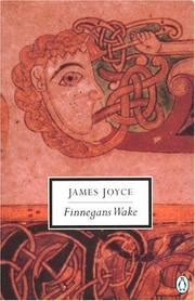 Cover of: Finnegans wake by James Joyce