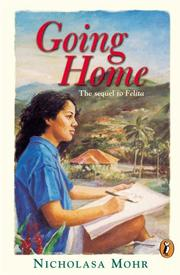 Cover of: Going Home by Nicholasa Mohr