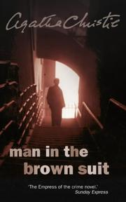 Cover of: The Man in the Brown Suit by Agatha Christie