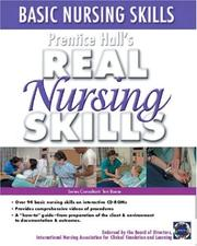 Cover of: Prentice Hall Real Nursing Skills by Prentice-Hall