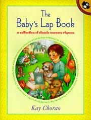 Cover of: The Baby's Lap Book by Kay Chorao