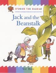Cover of: Jack and the Beanstalk (Traditional Tales: Stories for Sharing) by Val Biro