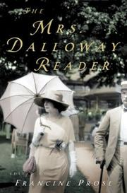 Cover of: The Mrs. Dalloway reader by Virginia Woolf