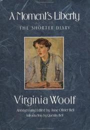 Cover of: Diaries by Virginia Woolf