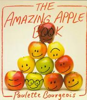 Cover of: The amazing apple book by Paulette Bourgeois