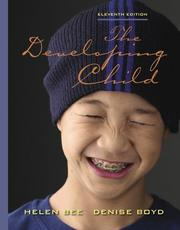 Cover of: The developing child by Helen L. Bee