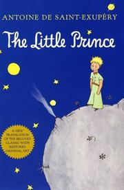 Cover of: Petit prince by Antoine de Saint-Exupéry