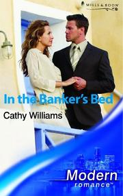 Cover of: In the Banker's Bed by Cathy Williams