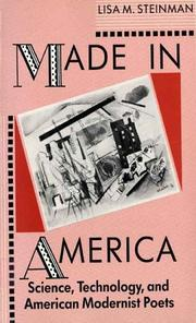 Cover of: Made in America by Lisa Malinowski Steinman