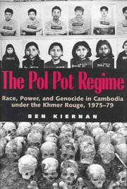Cover of: The Pol Pot Regime by Ben Kiernan
