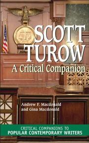Cover of: Scott Turow by Andrew Macdonald