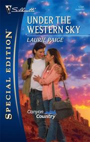 Cover of: Under The Western Sky by Laurie Paige
