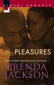 Cover of: Risky Pleasures by Jackson, Brenda