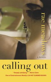 Cover of: Calling Out by Rae Meadows