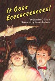 Cover of: It goes eeeeeeeeeeeee! by Jamie Gilson